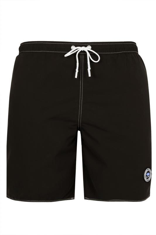 BadRhino Black Swim Shorts