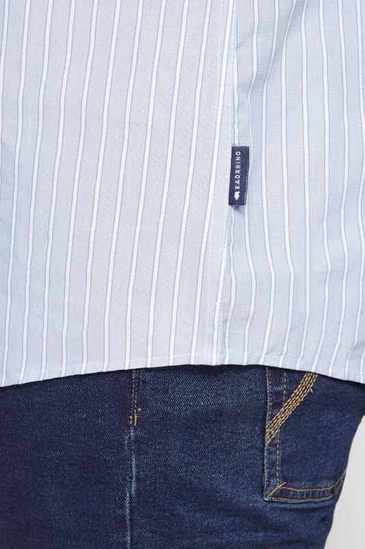 BadRhino Blue Striped Shirt