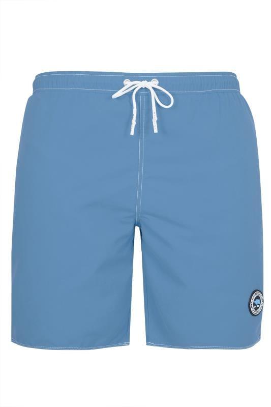 BadRhino Blue Swim Shorts