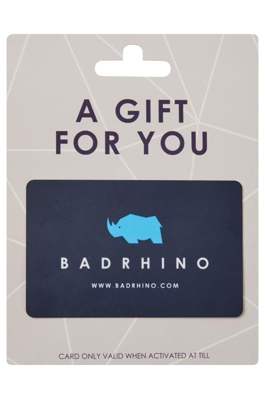 Plus Size Gift Cards BadRhino Gift Card