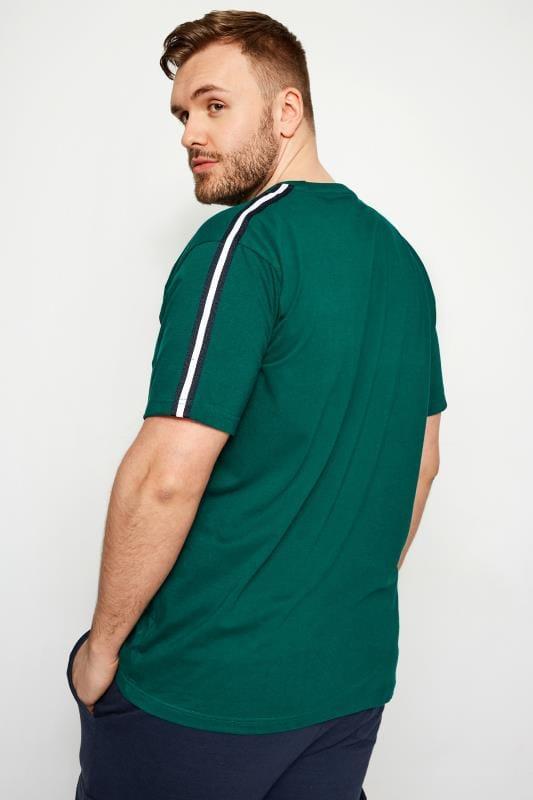 BadRhino Green Sports Tape T-Shirt