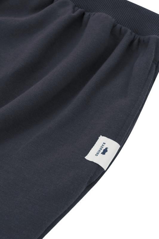 BadRhino Navy Basic Sweat Joggers With Pockets
