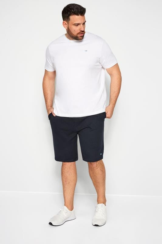 Jogger Shorts BadRhino Navy Jogger Shorts 201279