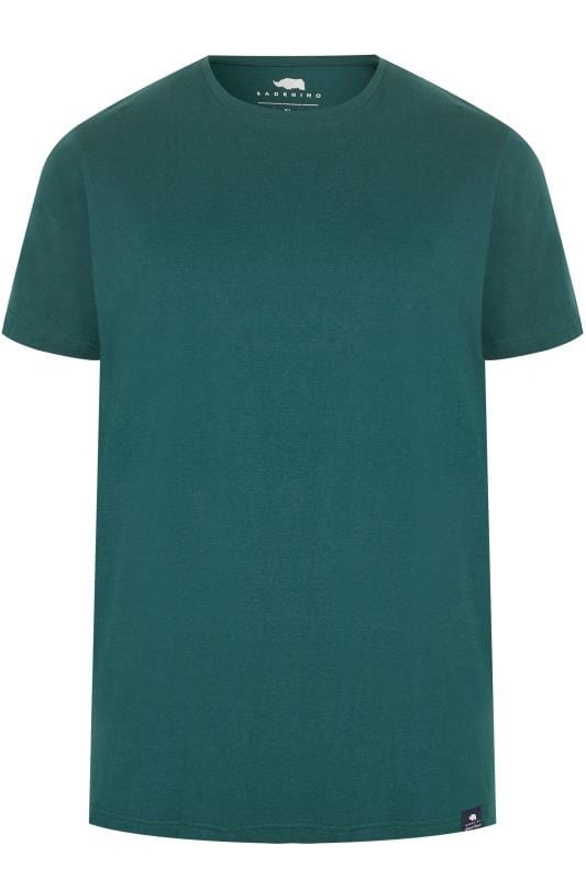 BadRhino Pine Green Basic T-Shirt