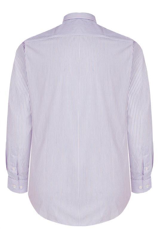 SCOTT & TAYLOR Pink Striped Shirt