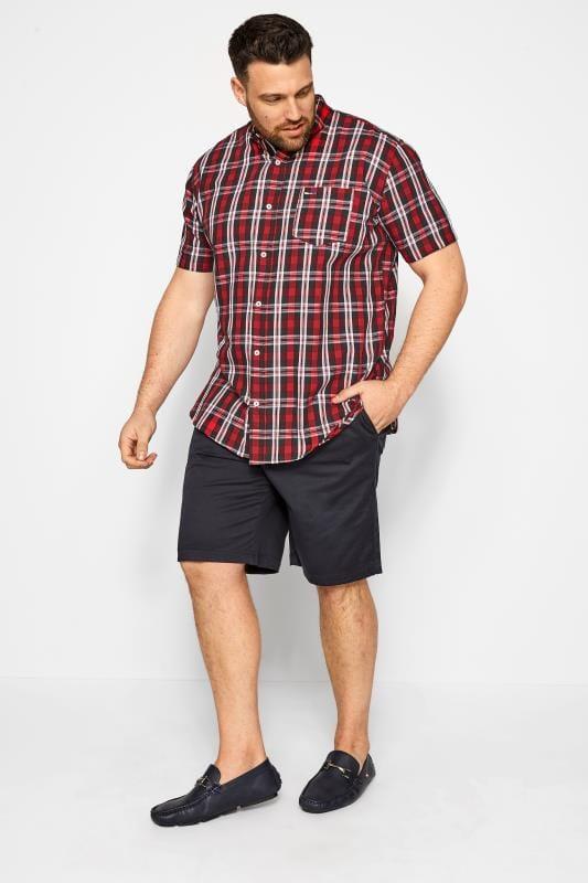 BadRhino Red Check Shirt