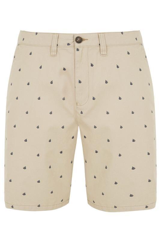 Men's Chino Shorts BadRhino Stone Printed Chino Shorts