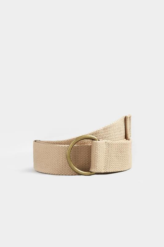 Plus Size Belts & Braces BadRhino Stone Woven Web Belt