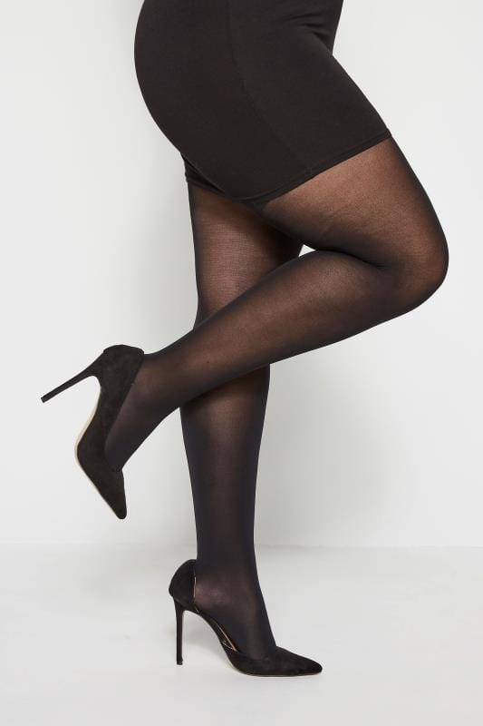 Black 40 Denier Shaping Tights