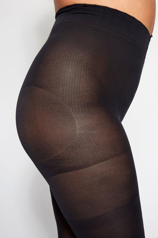 Black 80 Denier Shaping Tights