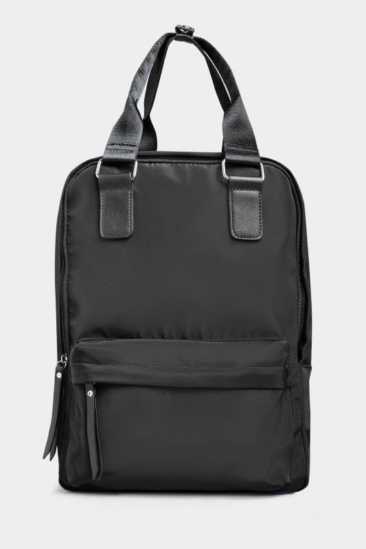 Bags & Purses Yours Black Backpack
