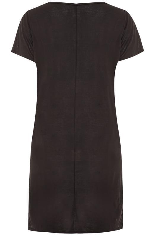 Black 'BeYOUtiful' Nightdress