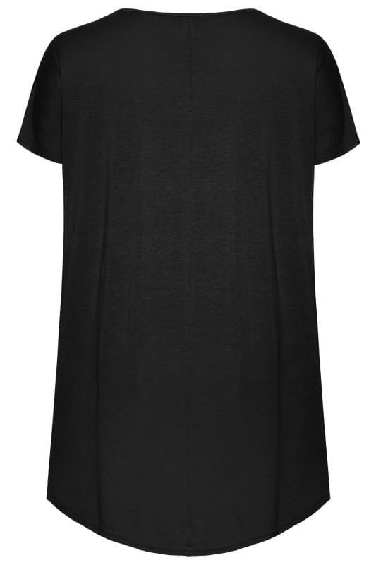 Black 'Be Kind' T-Shirt
