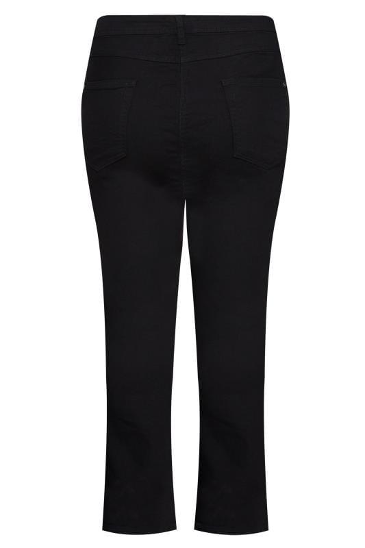 Black Bootcut ISLA Jeans