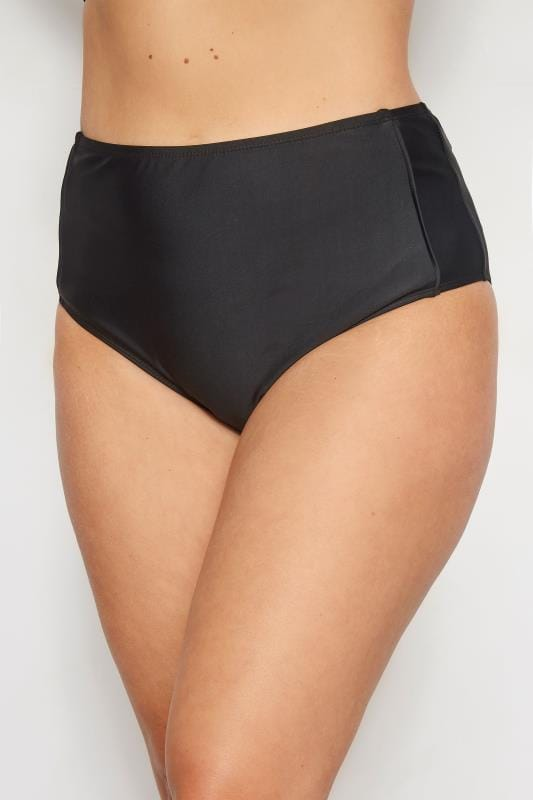 Black Control Bikini Brief