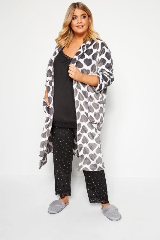 Black Lace Loungewear Camisole