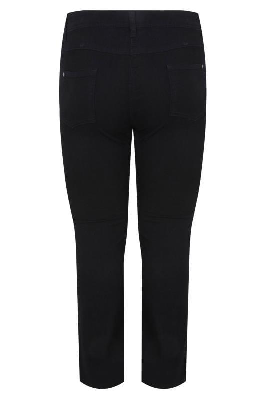 Black Straight Leg RUBY Jeans