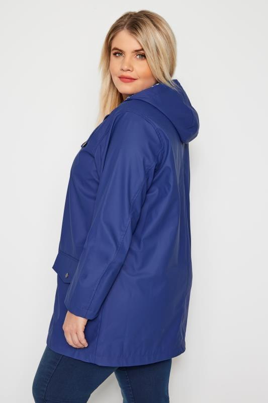 Blue Coated Mac
