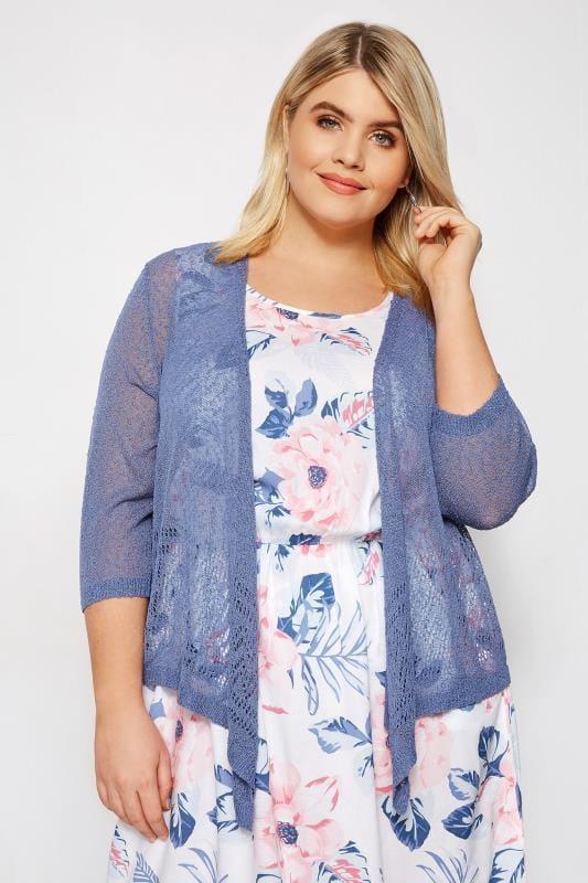 Plus Size Shrugs | Lace & Sequin Shrugs | Yours Clothing