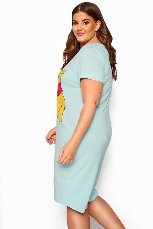 Blue Winnie & Friends Nightdress