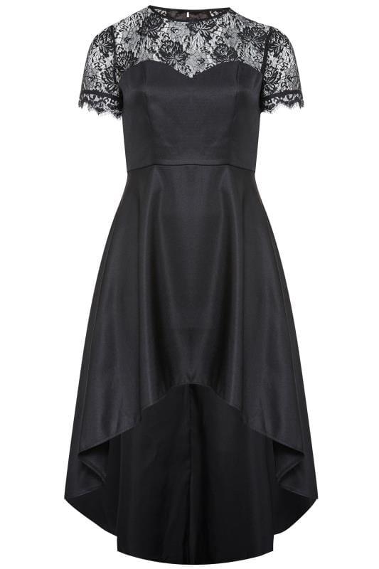 CHI CHI Black Oti Dress