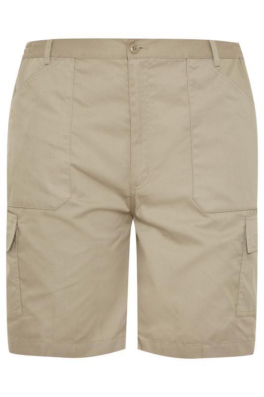 Cargo Shorts CARABOU Stone Combat Shorts 203515