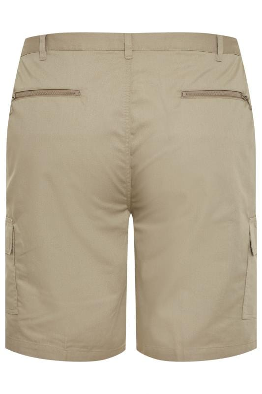 CARABOU Stone Combat Shorts
