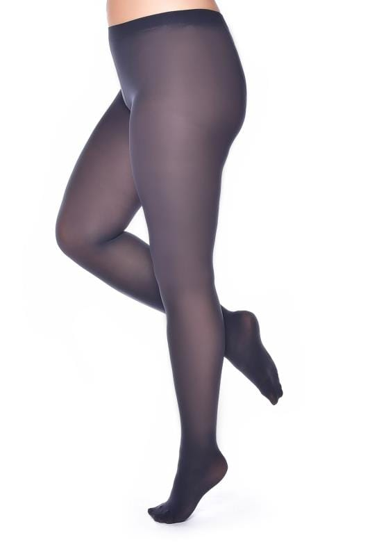 Charcoal Grey 50 Denier Tights
