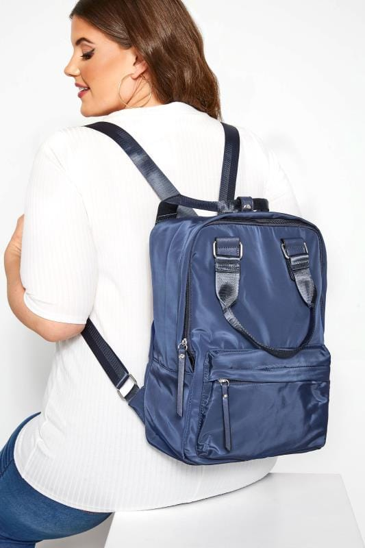 Bags & Purses Cobalt Blue Backpack