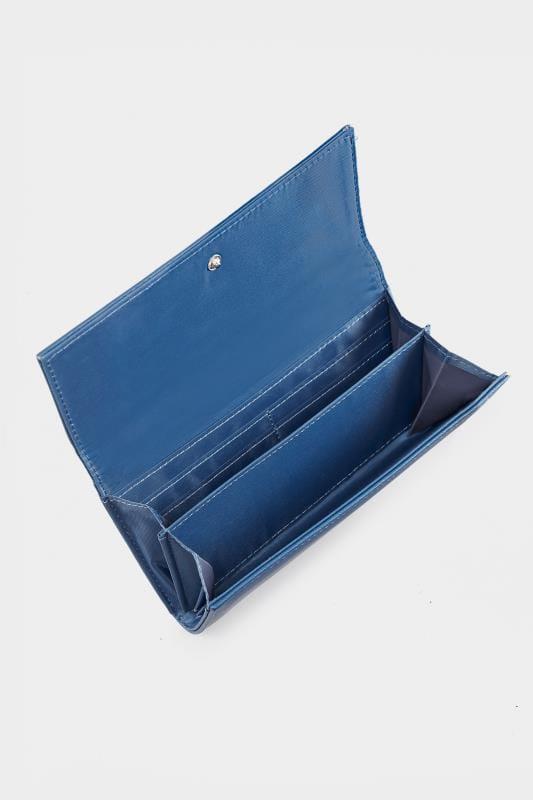 Cobalt Blue Mini Stud Cross Body Bag