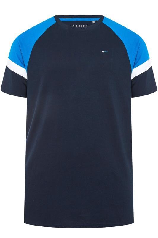 BadRhino Navy & Blue T-Shirt