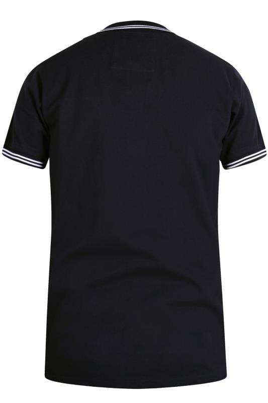 D555 Dark Navy Polo Shirt
