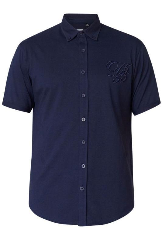 D555 Couture Navy Shirt