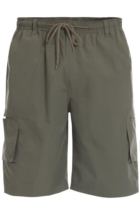 Cargo Shorts D555 Khaki Cargo Shorts 201803