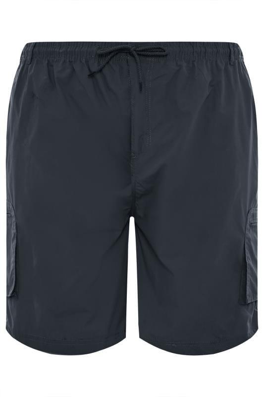 Cargo Shorts D555 Navy Cargo Shorts 201804