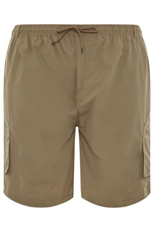 Cargo Shorts D555 Tan Cargo Shorts 201805