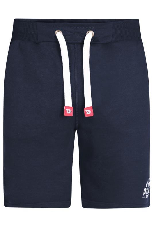 Jogger Shorts D555 Navy Jogger Shorts 202463