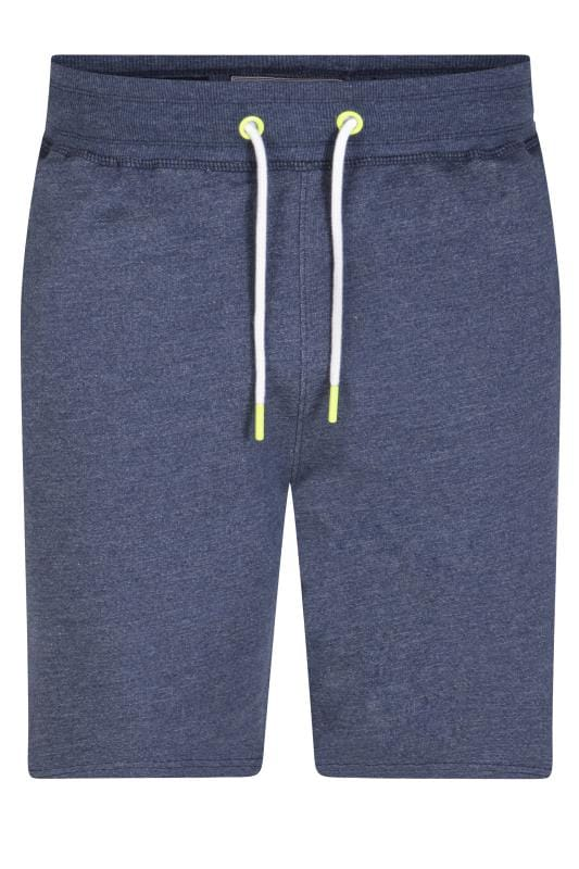 Jogger Shorts D555 Blue Marl Jogger Shorts 202465