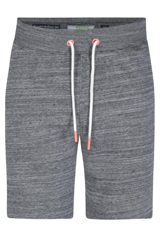 Jogger Shorts D555 Grey Marl Shorts 202466