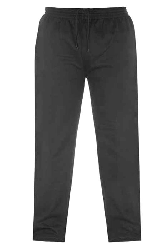 Plus Size Joggers D555 Rockford Black Albert Joggers