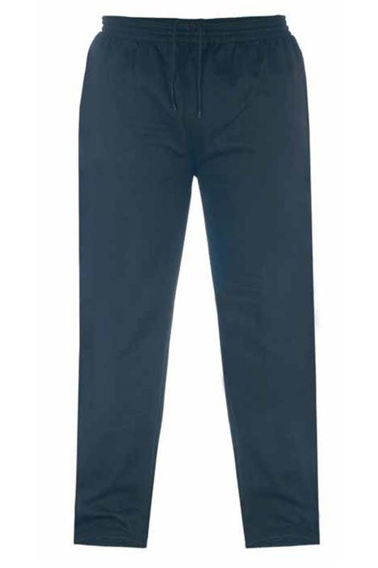 Joggers Grande Taille D555 Rockford Navy Albert Joggers