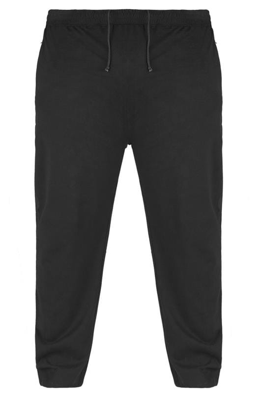 Plus Size Joggers D555 Black Joggers