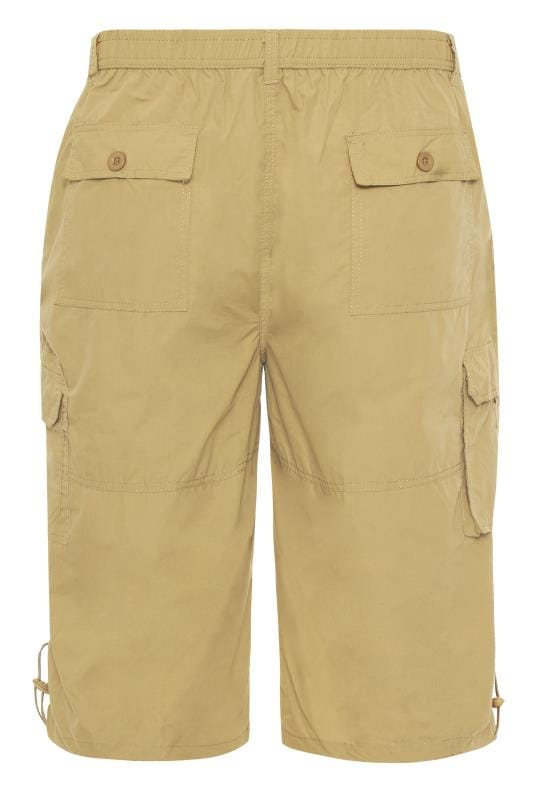 D555 Sand Leg Pocket Cargo Shorts