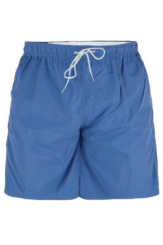 D555 Royal Blue Swim Shorts