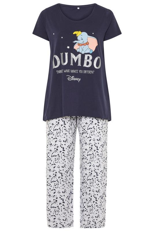 Navy Disney Dumbo Pyjama Set