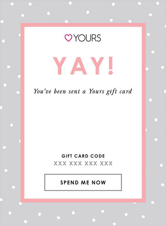 Plus Size Online Gift Vouchers Online Gift Voucher