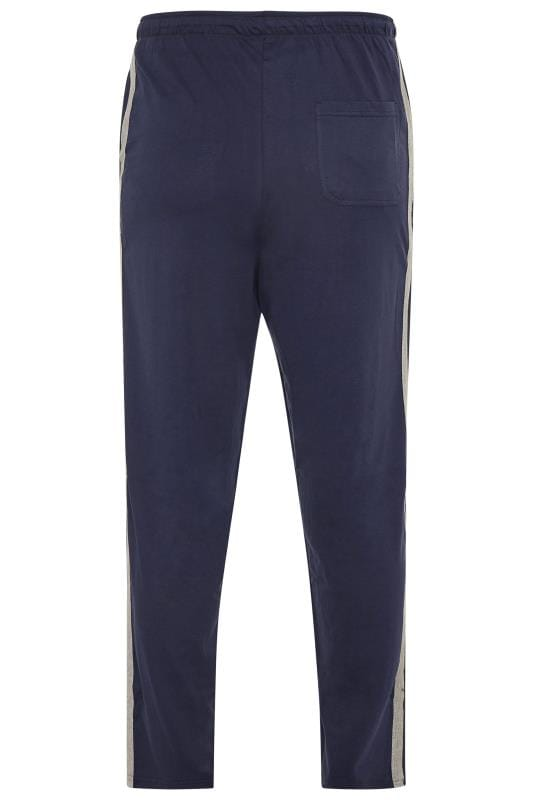 ED BAXTER Navy Lounge Joggers