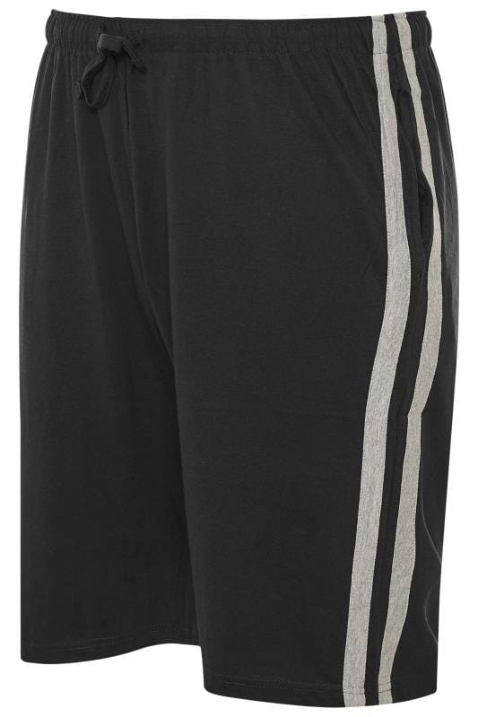 Men's Bracelets ED BAXTER Black Lounge Jogger Shorts