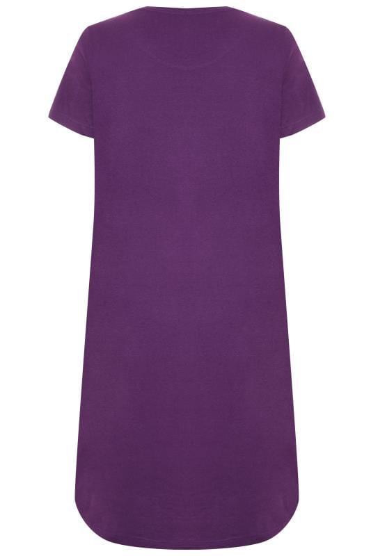 Purple Disney Marie 'Fabulous' Aristocats Nightdress