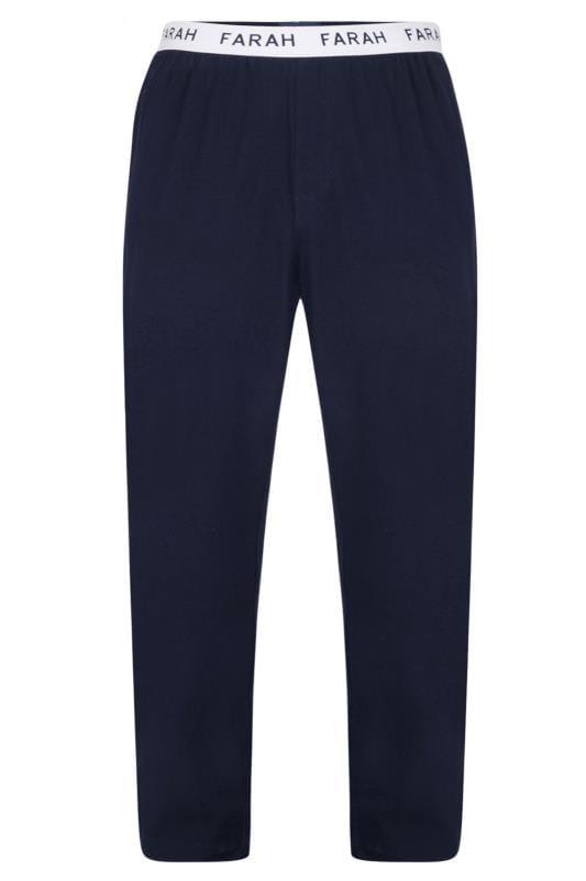 Joggers FARAH Navy Lounge Pants 201580